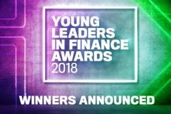Young Leaders in Finance Awards winners