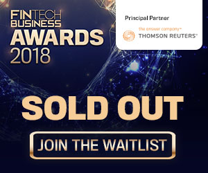 Fintech Business Awards Sold Out