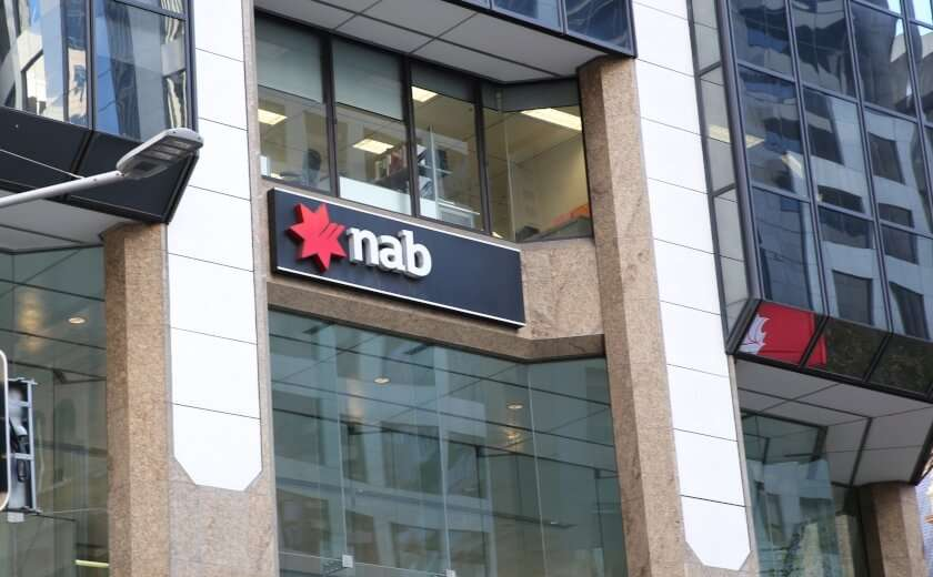 NAB teams with fintech lender